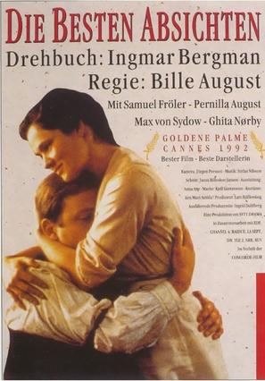 Goda viljan, Den - German Movie Poster (thumbnail)