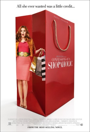 Confessions of a Shopaholic - Movie Poster (thumbnail)