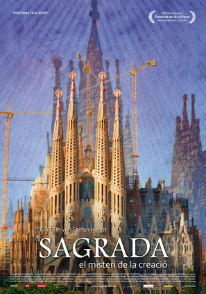 Sagrada - el misteri de la creacio - Swiss Movie Poster (thumbnail)