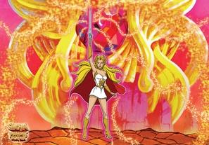 """""""She-Ra: Princess of Power"""" - Movie Poster (thumbnail)"""
