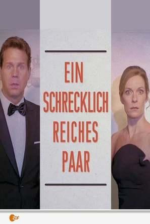 Ein schrecklich reiches Paar - German Movie Cover (thumbnail)