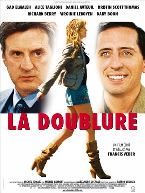 Doublure, La - French Movie Poster (thumbnail)