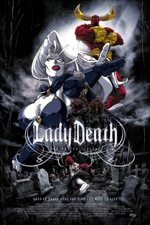 Lady Death - Movie Poster (thumbnail)