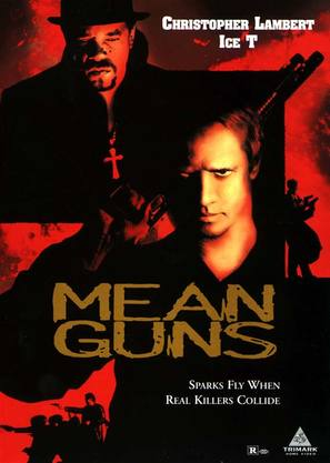 Mean Guns - DVD movie cover (thumbnail)