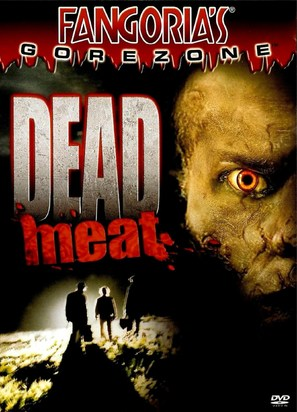 Dead Meat - DVD cover (thumbnail)