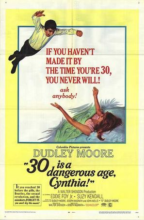 30 Is a Dangerous Age, Cynthia - Movie Poster (thumbnail)