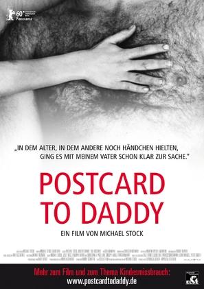 Postcard to Daddy - German Movie Poster (thumbnail)