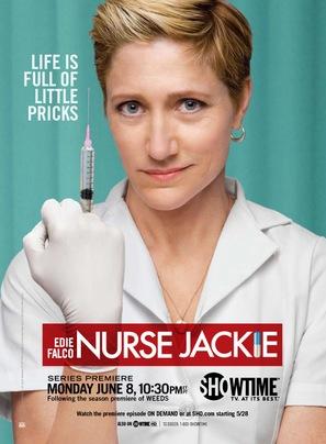 """Nurse Jackie"" - Movie Poster (thumbnail)"
