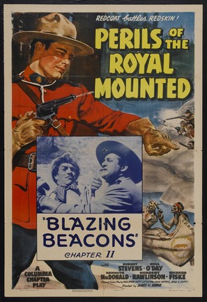 Perils of the Royal Mounted - Movie Poster (thumbnail)