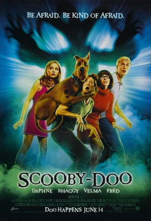 Scooby-Doo - Advance movie poster (thumbnail)