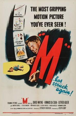 M - Movie Poster (thumbnail)