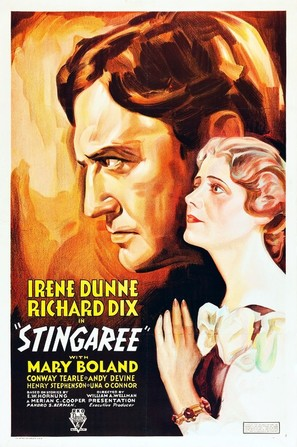 Stingaree - Movie Poster (thumbnail)