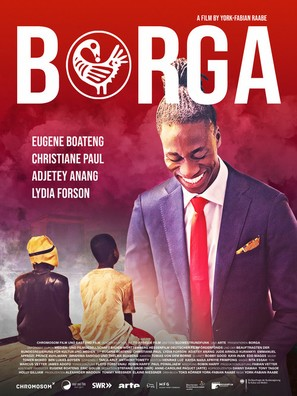 Borga - German Movie Poster (thumbnail)