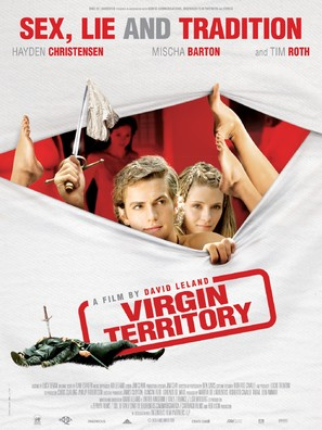 Virgin Territory - Movie Poster (thumbnail)