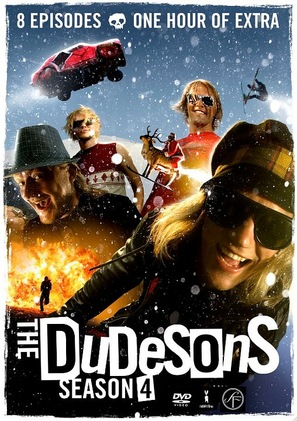 """The Dudesons"" - DVD cover (thumbnail)"