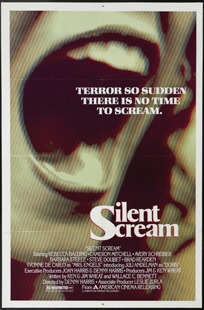 The Silent Scream - Movie Poster (thumbnail)