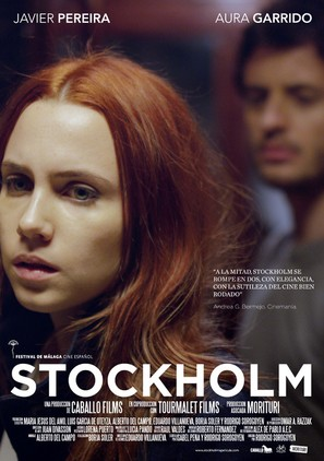 Stockholm - Spanish Movie Poster (thumbnail)