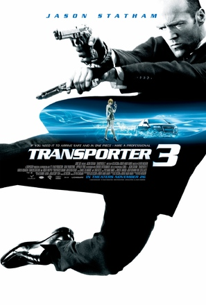 Transporter 3 - Movie Poster (thumbnail)
