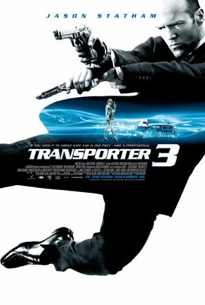 Transporter 3 - Movie Poster (thumbnail)