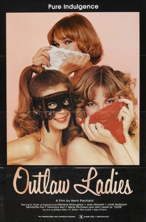 Outlaw Ladies - Movie Poster (thumbnail)