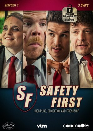 """Safety First"" - Belgian DVD movie cover (thumbnail)"