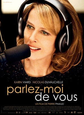 Parlez-moi de vous - French Movie Poster (thumbnail)