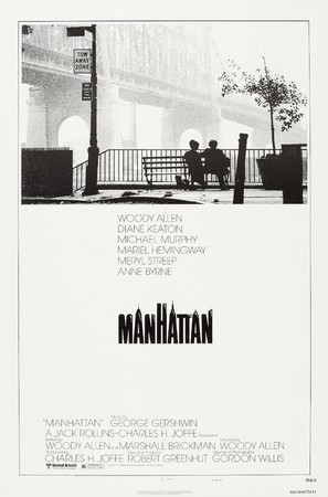 Manhattan - Theatrical movie poster (thumbnail)
