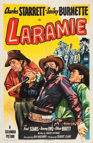Laramie - Movie Poster (thumbnail)