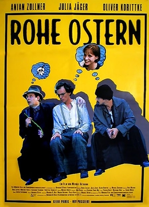 Rohe Ostern - German Movie Poster (thumbnail)