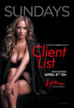 """The Client List"" - Movie Poster (thumbnail)"