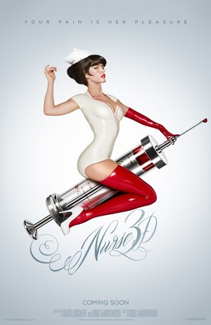 Nurse 3D - Movie Poster (thumbnail)