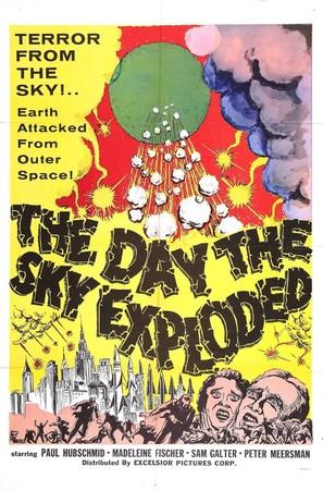 La morte viene dallo spazio - Movie Poster (thumbnail)