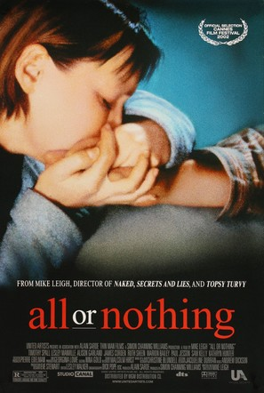 All or Nothing - Movie Poster (thumbnail)