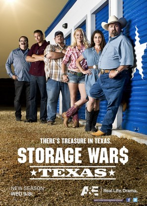 """Storage Wars: Texas"" - Movie Poster (thumbnail)"