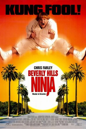 Beverly Hills Ninja - Movie Poster (thumbnail)