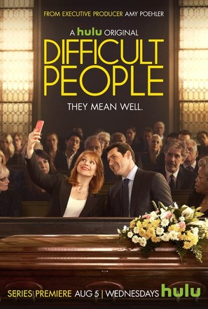 """Difficult People"" - Movie Poster (thumbnail)"