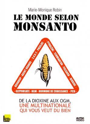 Le monde selon Monsanto - French Movie Poster (thumbnail)