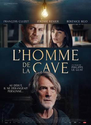 L'homme de la cave - French Movie Poster (thumbnail)