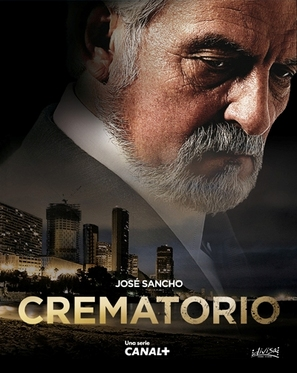 """Crematorio"" - Spanish Blu-Ray movie cover (thumbnail)"