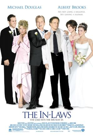 The In-Laws - Theatrical movie poster (thumbnail)