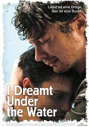 J'ai rêvé sous l'eau - German Movie Poster (thumbnail)