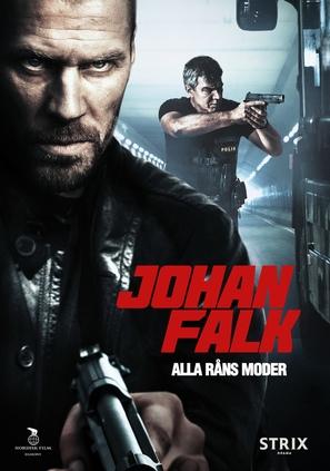 Johan Falk: Alla råns moder - Swedish Movie Poster (thumbnail)