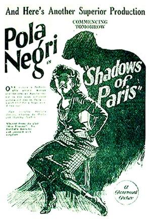 Shadows of Paris - Movie Poster (thumbnail)