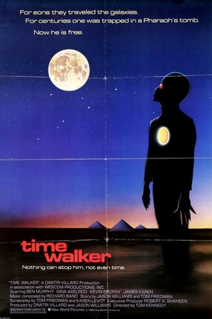 Time Walker - Movie Poster (thumbnail)