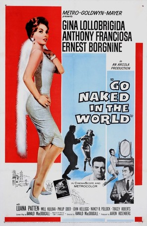 Go Naked in the World - Movie Poster (thumbnail)