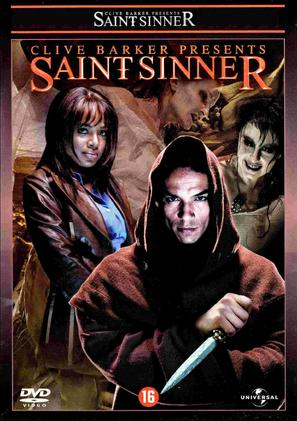 Saint Sinner - Dutch DVD cover (thumbnail)