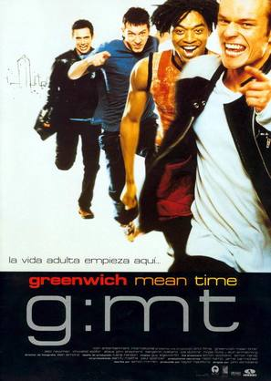 G:MT Greenwich Mean Time - Spanish Movie Poster (thumbnail)