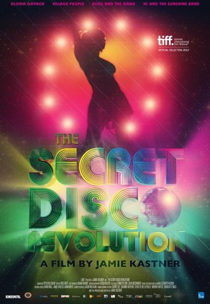 The Secret Disco Revolution - Canadian Movie Poster (thumbnail)