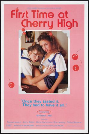 First Time at Cherry High - Movie Poster (thumbnail)