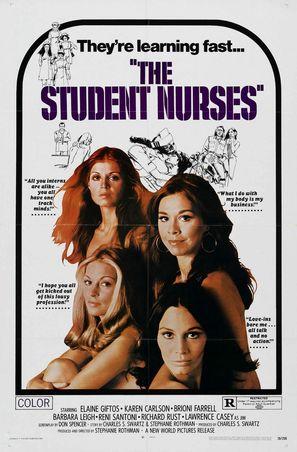 The Student Nurses - Movie Poster (thumbnail)